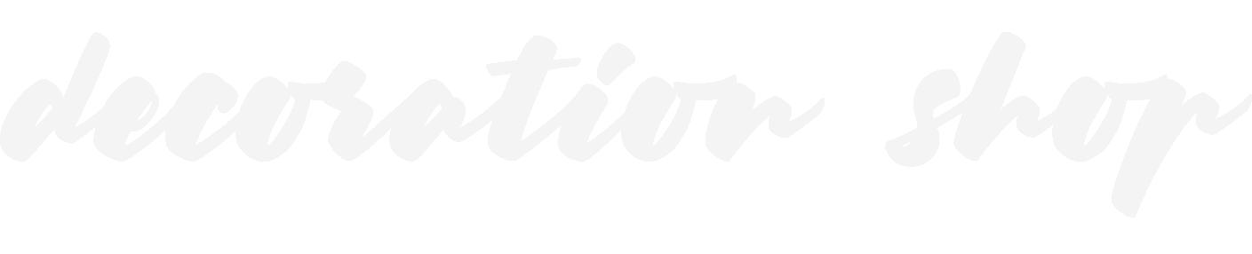 Decoration Shop - Website Template by Jupiter X WP Theme