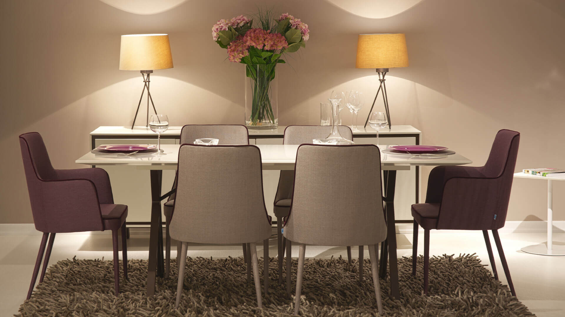 Classic Dining Room 1