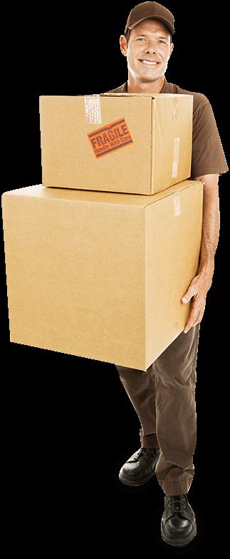 cargo man - Contact Us