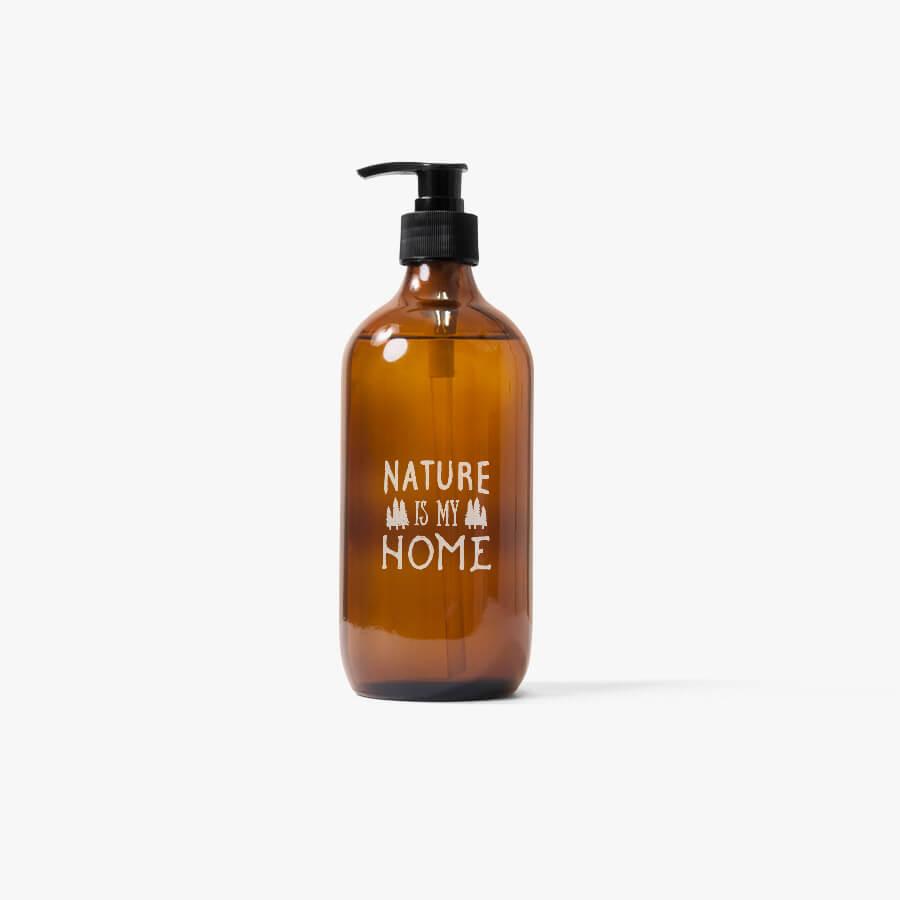 Portfolio Brown Bottle - Jupiter X Elements