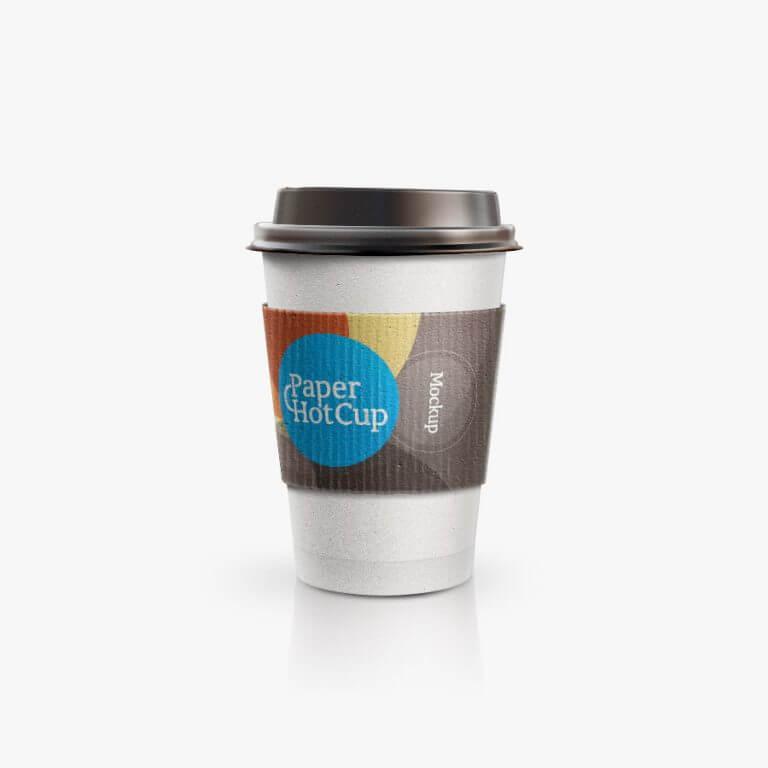 Portfolio Coffee Cup - Jupiter X Elements
