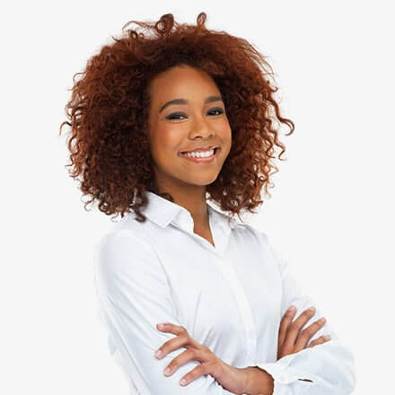Team Members Afro Girl - Jupiter X Elements - Testimonial
