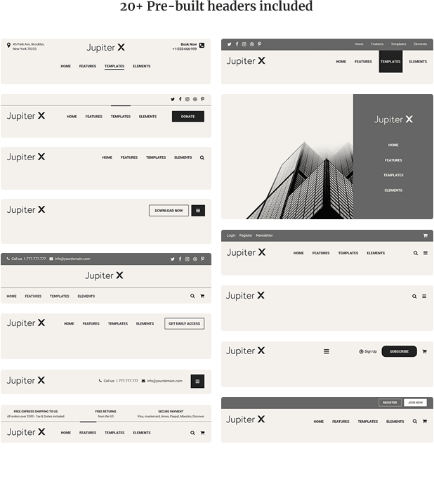 Jupiter - Multi-Purpose Responsive Theme - 9