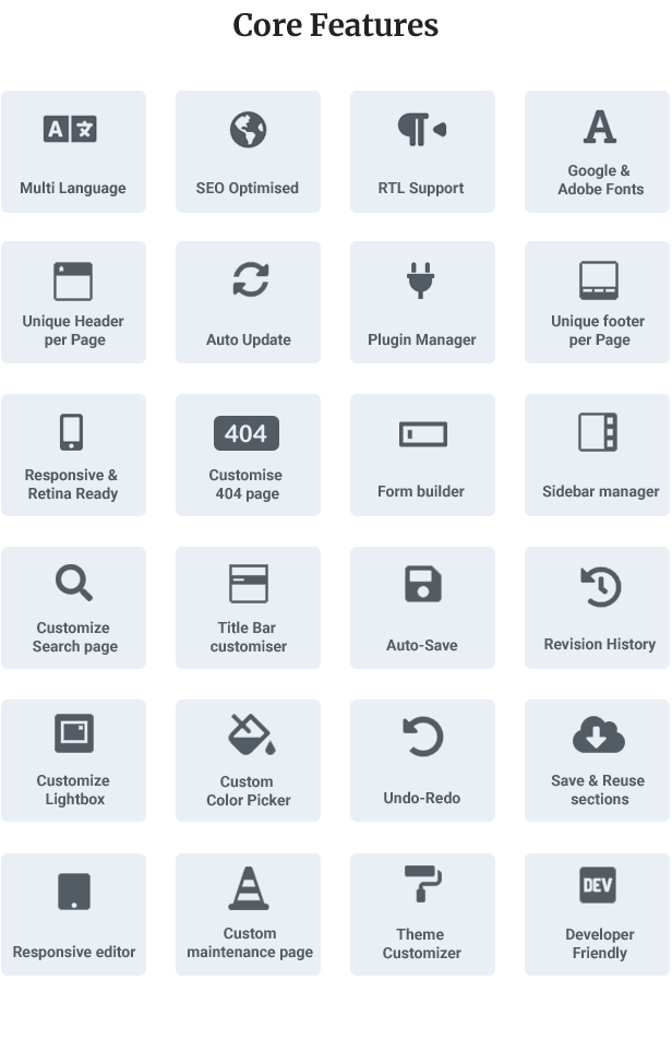 Jupiter - Multi-Purpose Responsive Theme - 25